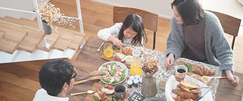 おうち×キッチン&ダイニング~我が家の食卓